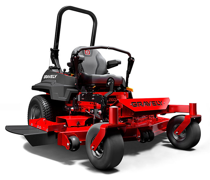Gravley Zero Turn Mowers