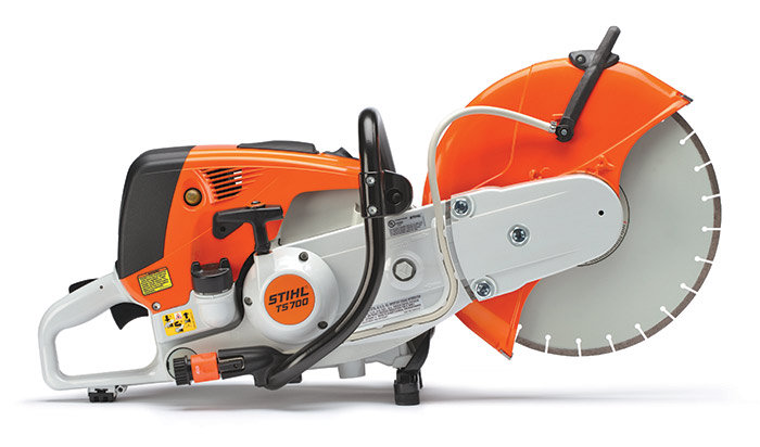 STIHL CONCRETE SAW TS 700