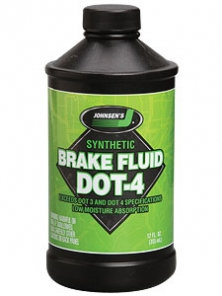 PREMIUM SYNTHETIC DOT 4 BRAKE FLUID
