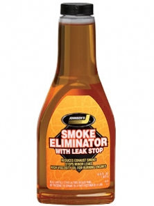 SMOKE ELIMINATOR WITH STOP LEAK