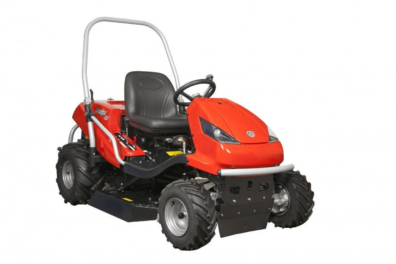Seco Crossjet 4x4 Mower