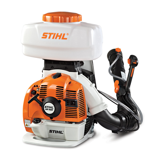 STIHL BACKPACK BLOWER AND SPRAYER SR 450
