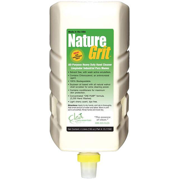 NATURE GRIT HEAVY DUTY HAND CLEANER