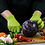 Thumbnail: HEAVY DUTY GREEN NITRILE GLOVE