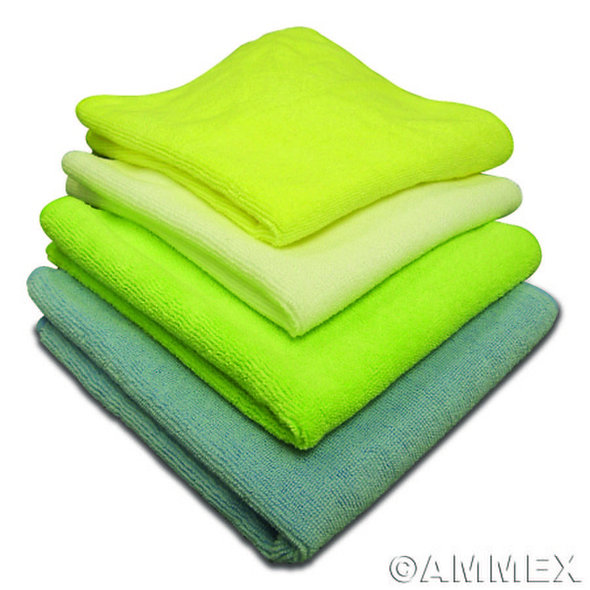 MICROFIBRE TOWELS 16x16