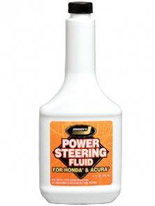 HONDA POWER STEERING FLUID