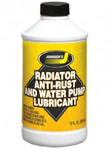 RADIATOR TREATMENT & WATER PUMP LUBRICANT
