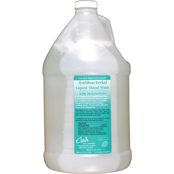 ANTIBACTERIAL LOTION SOAP 4L