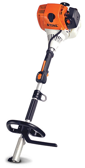 STIHL TRIMMER KM 111 R ENGINE HALF