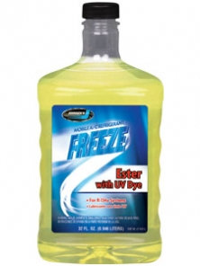 ESTER LUBRICANT WITH UV DYE