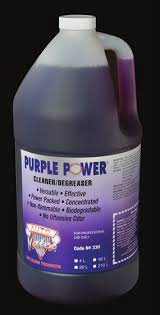 PURPLE POWER®