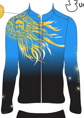 Child Competition Jacket