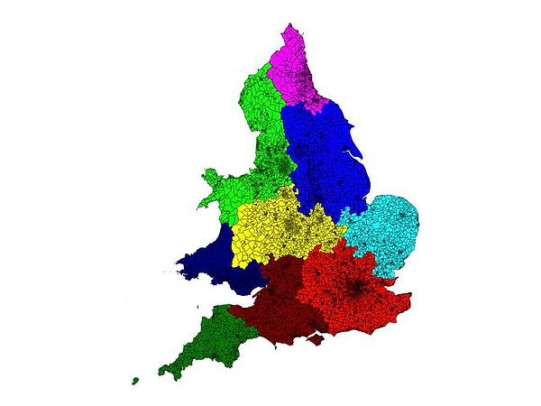 Functional Regions: England and Wales
