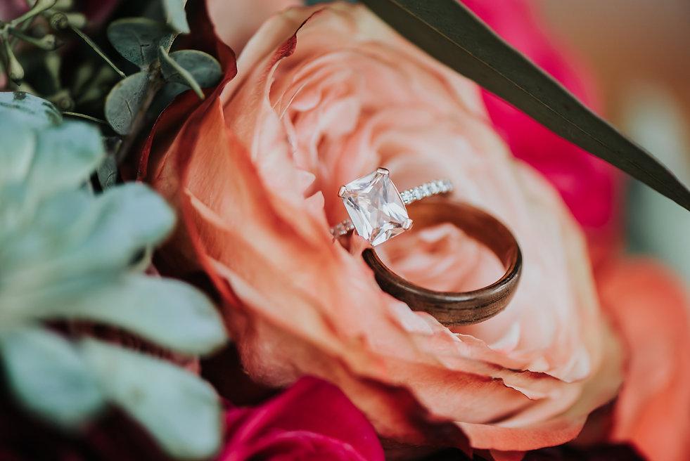 Mark Whitney Wedding-Bride Groom Portrai