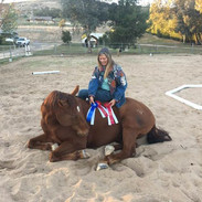 Troubadour and I were in our second comp