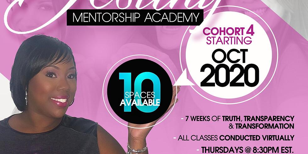 Spiritual Mentorship Academy - Cohort 4