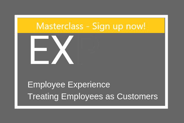 Employee Experience Masterclass London