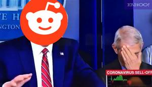 Reddit Corona Fahoonews