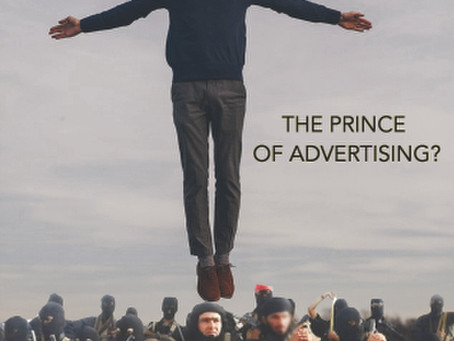 AN ADVERTISING EXEC'S CLIMB TO THE TOP THAT YOU HAVE TO HEAR TO BELIEVE