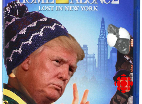 CBC's Decision To Cut Trump Out Of Home Alone 2 Is An Act Of Terrorism - Here's Why