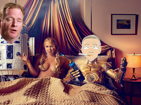 Is Amy Schumer in Bed with the NFL?