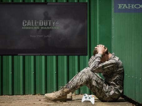 My Story As a Modern War Veteran