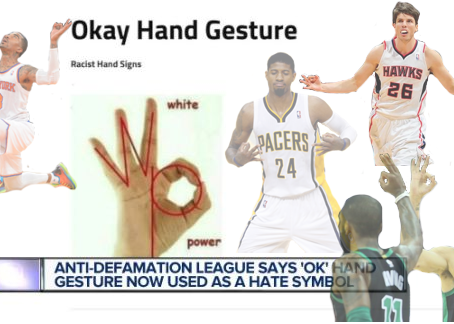 "It's Time To Call Out The NBA's ""3-Point"" Sign For What It Is: Racist"