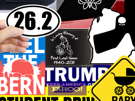 7 Bumper Stickers That Should Come With AIDS