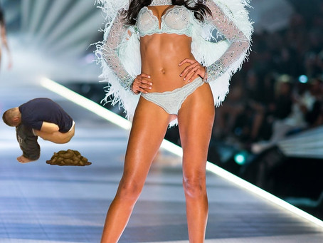 I'm Going to Shit on a Victoria Secret Model's Front Porch