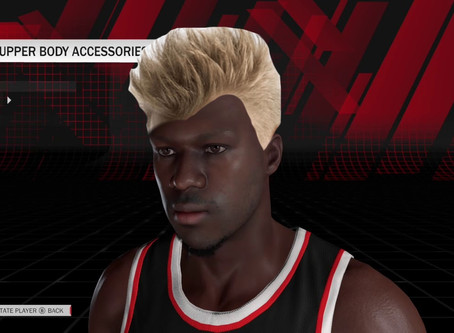My NBA 2K Player is Racist for Insensitive Use of Blackface