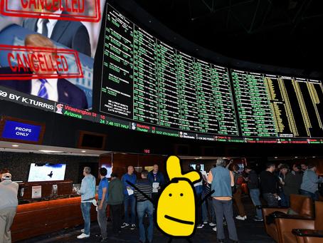 Vegas Odds: Next Week's Twitter Cancellation's