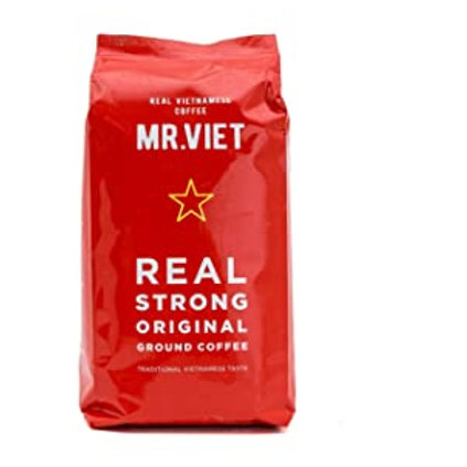 Real Strong Coffee without the Phin