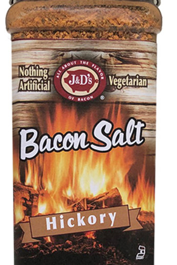 J&D's Bacon Salt Big Pig - Hickory Flavor