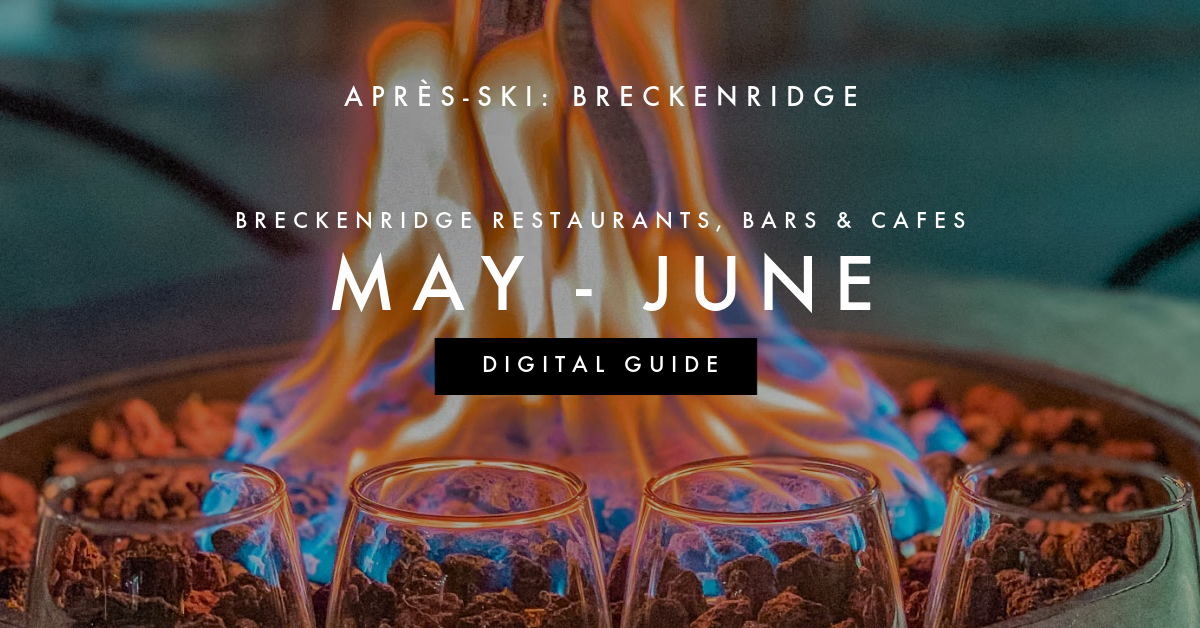 Breckenridge Mud Season '21
