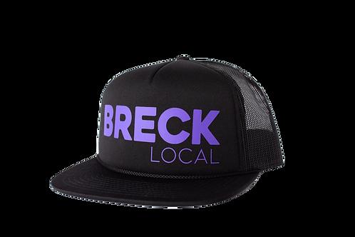 Breck Local Limited Edition Trucker - Purple Haze