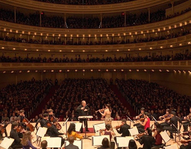 Carnegie Hall, 2013