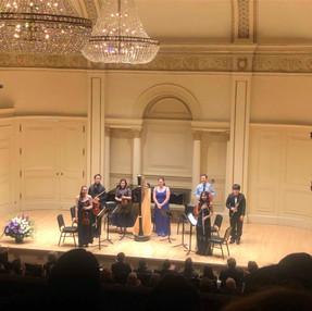 Weill Recital Hall, 2018