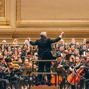 Carnegie Hall, 2017