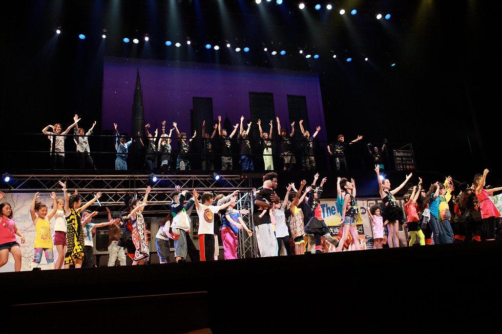 岡山, ダンス, お稽古, ネクスト, ネクスト・ジェネレーション, Hip Hop, Girls,