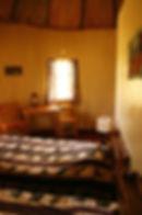 chambre eco-camp