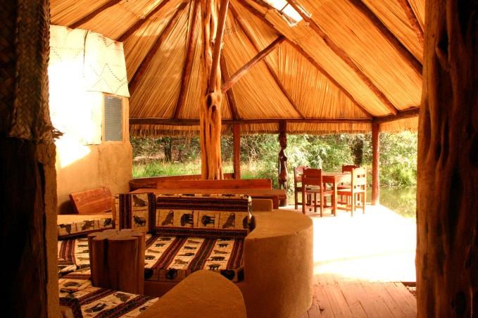 restaurant de Muringa Farm