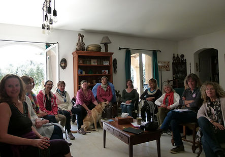 stage et formation Reiki animal