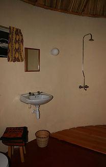 salle de bain eco-camp