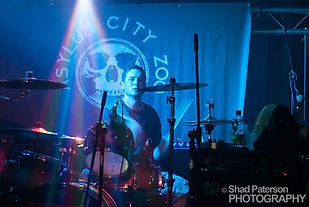 Tom Macklin from Asylum City Zoo