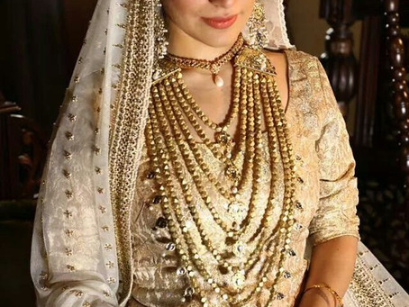 The Saath Lara Haar – Jewel Of The Nizami Bridals