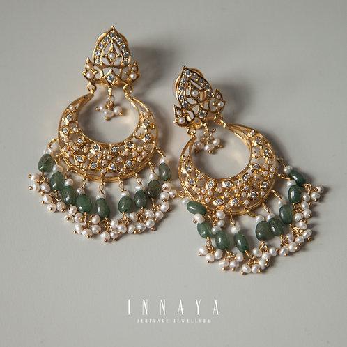 Chaand Bali Earring #1