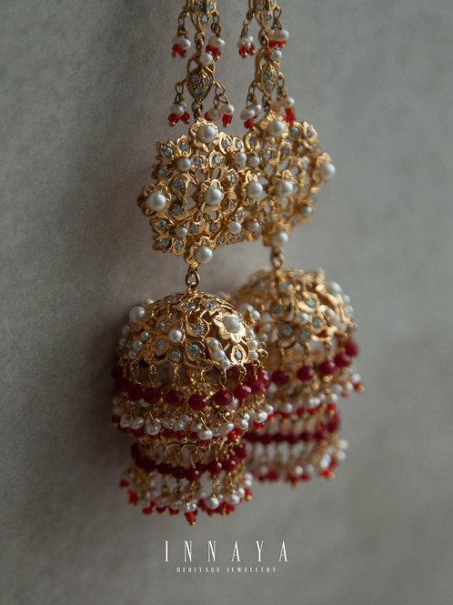 Arooj Jhumki Earrings