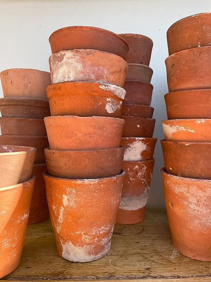 Vintage Terracotta Flower Pot - Small