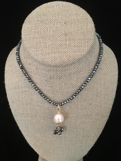 Pyrite with El Deo Pendant