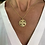 Thumbnail: Sand Dollar 4-Way: 14K Gold Filled